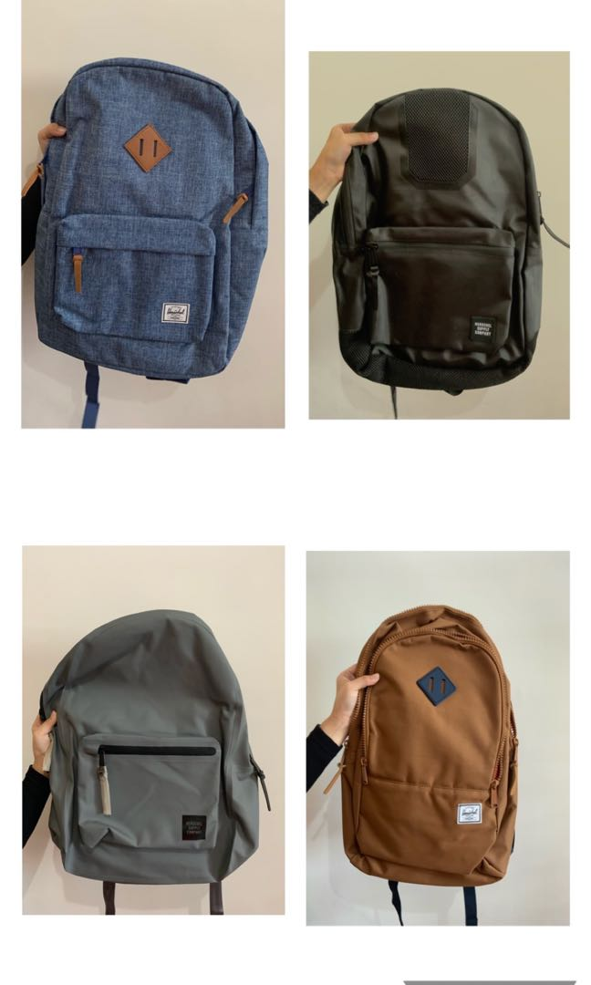 882ccd957d6 Herschel Backpack