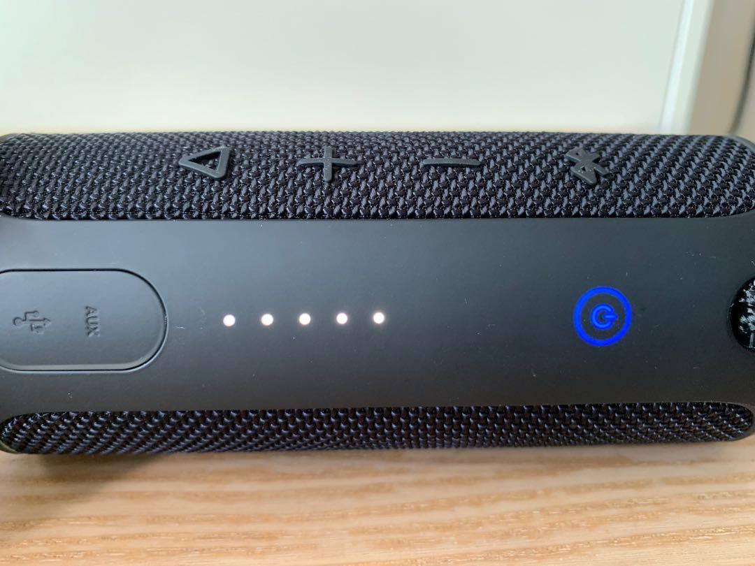 JBL Flip 3 Stealth Edition Bluetooth Speaker, Electronics