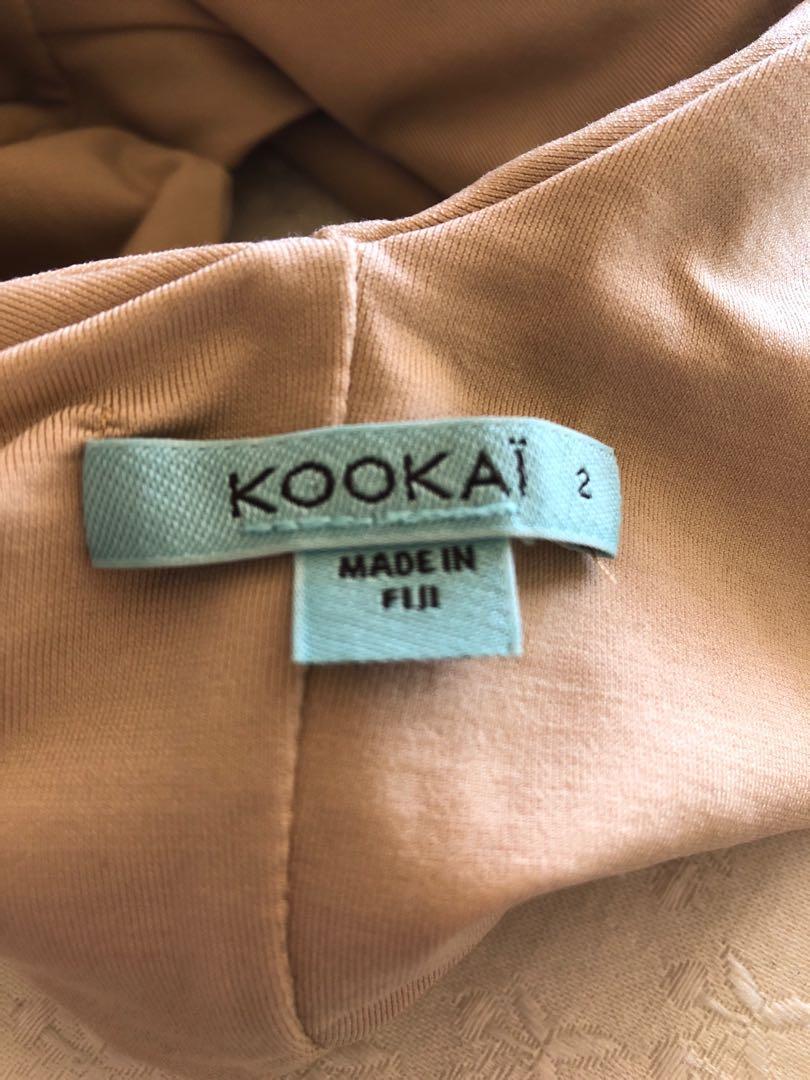 Kookai crop top