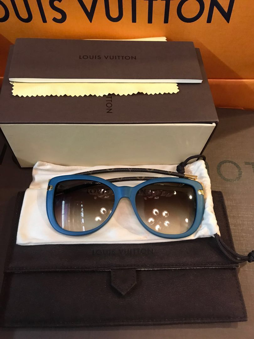 74b9c0f4aae Louis vuitton sunglasses luxury accessories others on carousell jpg  810x1080 Authentic louis vuitton sunglasses