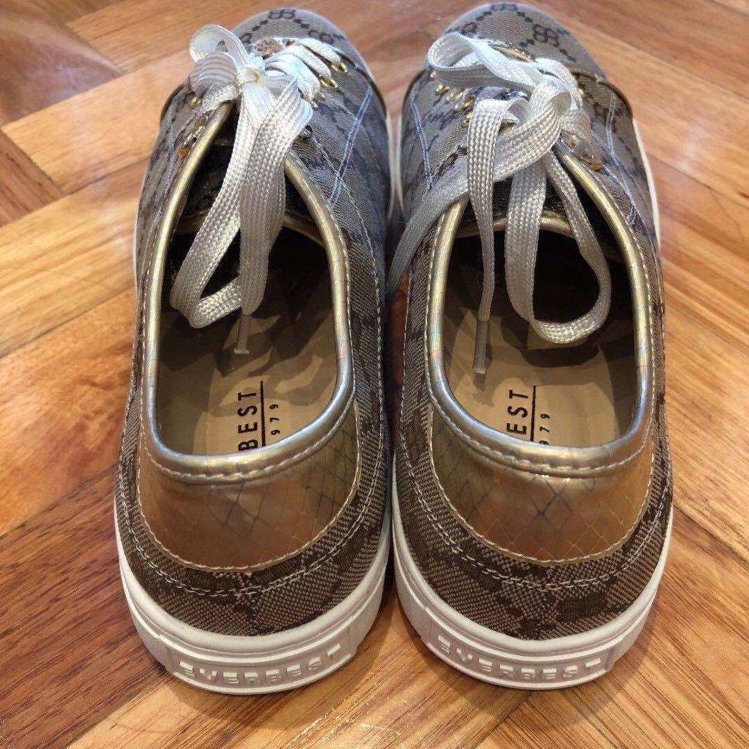 NEW - Everbest Ashelia Women Sneakers Size EU 38 UK 5 US 7
