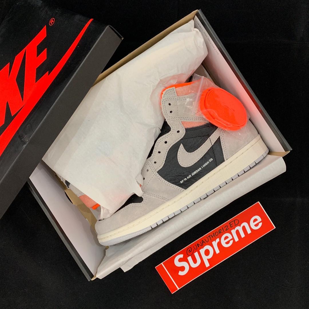 Nike Air Jordan 1 Retro High OG  Neutral Grey  be1f02145