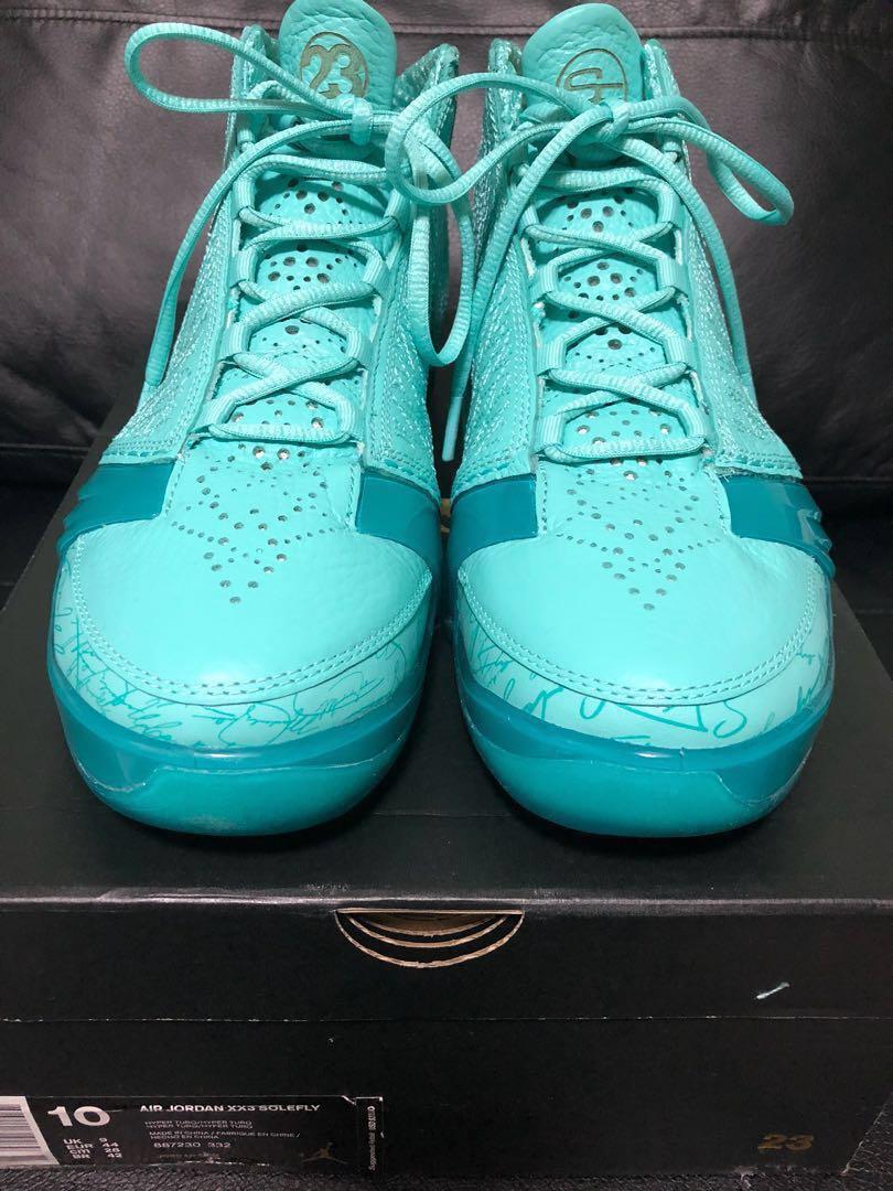f3313d4c36c2ab Nike Air Jordan 23 Solefly Florida Marlins  SELLITNOW