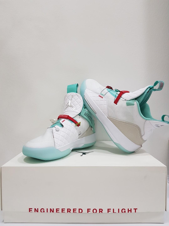 UNDER RESELL Nike Air Jordan 33 Guo Ai
