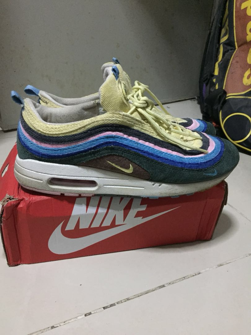 f7af9fe99c Nike airmax 97, Men's Fashion, Footwear, Sneakers on Carousell