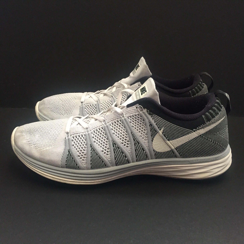 the latest ed79c 05465 Nike Flyknit Lunar 2 Wolf Grey, Men s Fashion, Footwear, Sneakers on ...