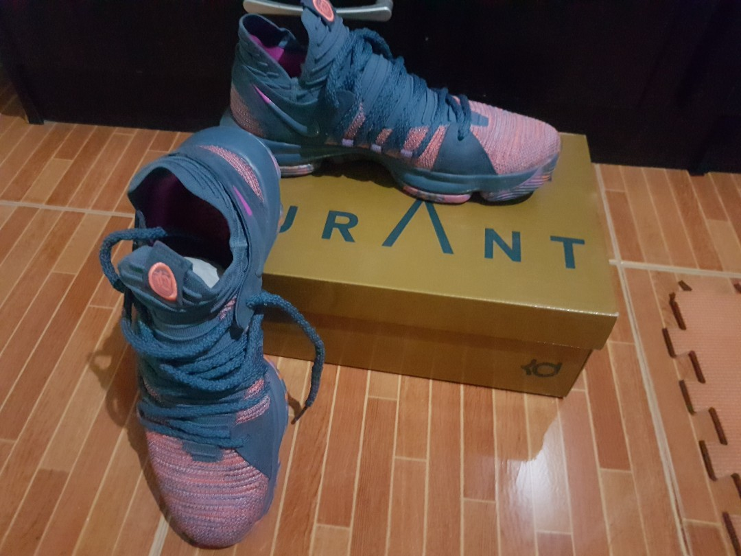 new arrival 1f016 001a9 Nike KD 10 all star, Men s Fashion, Footwear, Sneakers on Carousell