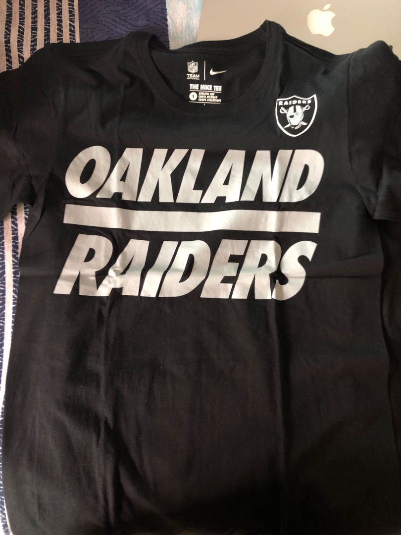2a8d9fb0 Oakland Raiders Tee (Athletic cut), Men's Fashion, Clothes, Tops on ...