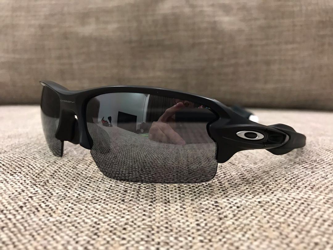 65ec436c21e Oakley™ FLAK 2.0 Asian Fit (Matte Black Black Iridium)