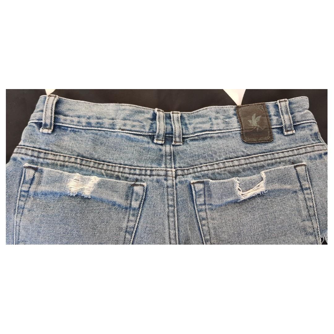 One Teaspoon Xanthe Bandit Shorts Size 8 Size 26