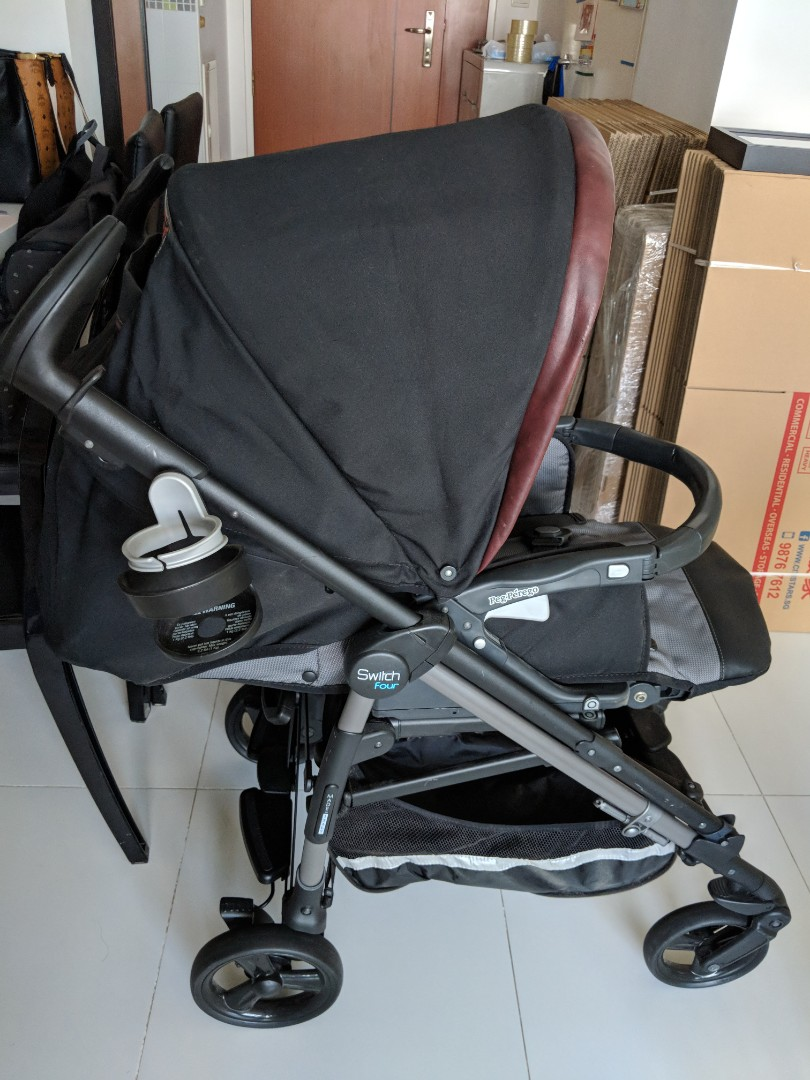 Peg Perego Switch Four
