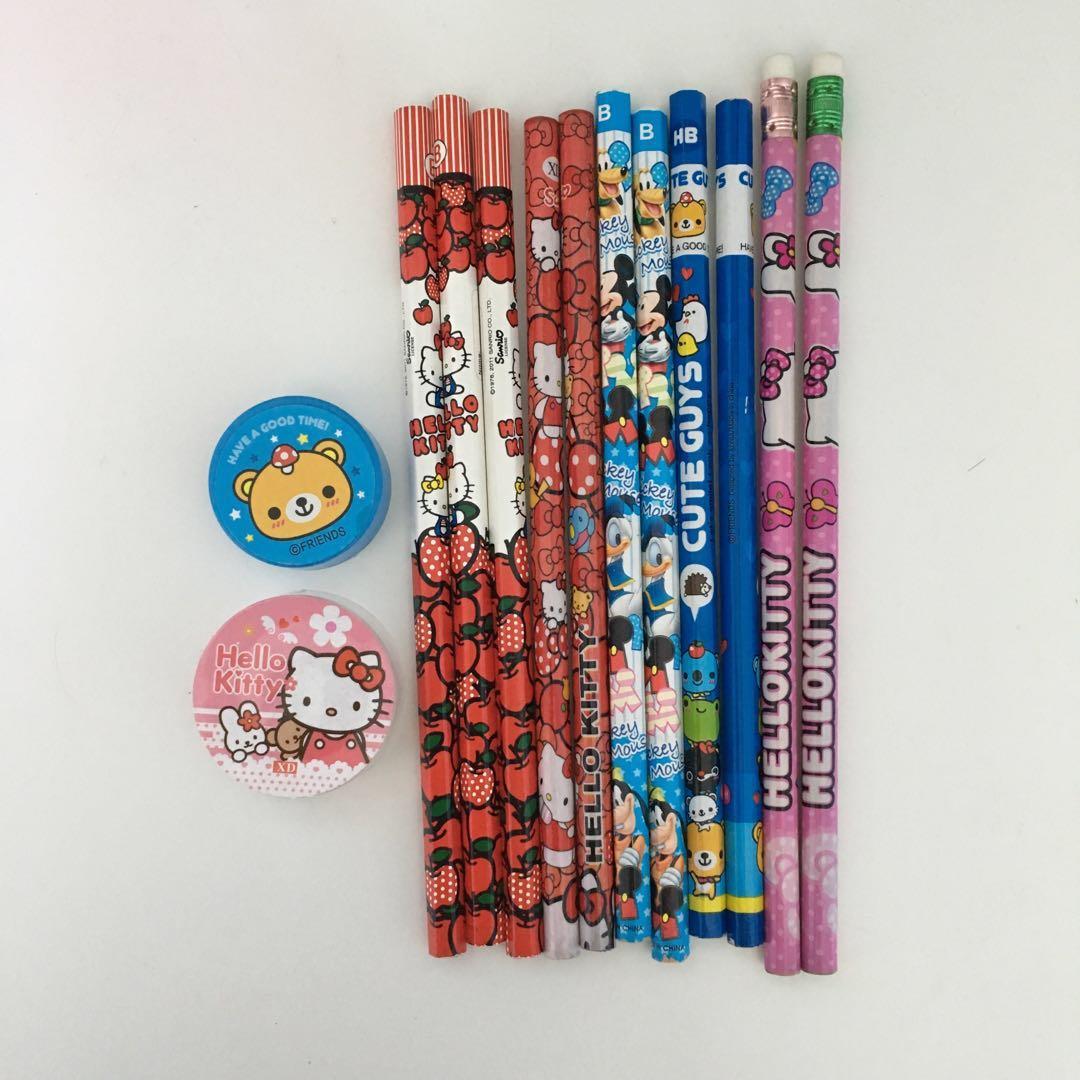 pencil and sharpener bundle