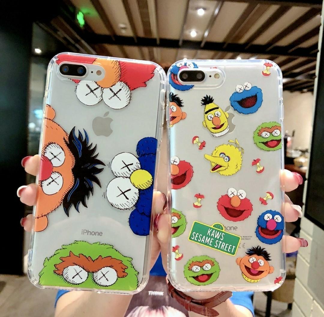 PO CLOSED] Sesame Street Phone Case, Mobile Phones & Tablets