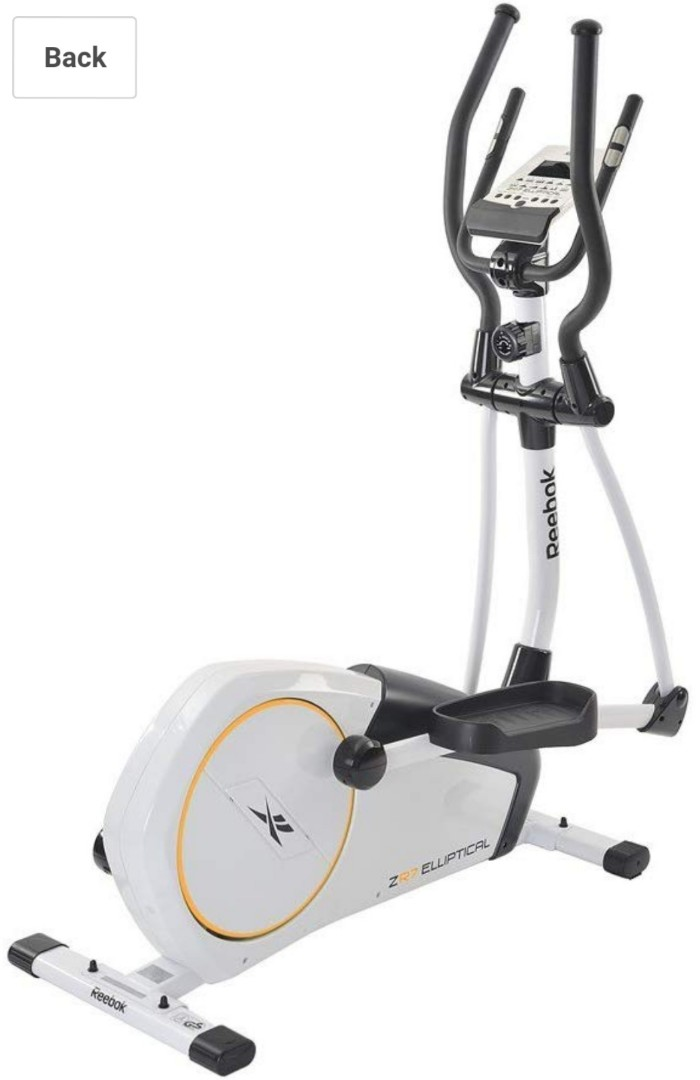 53f356ef438ba1 Reebok Cross Trainer, Sports, Weights & Gym Equipment on Carousell