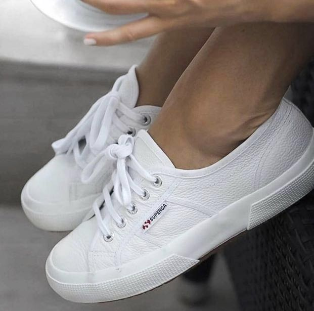 580189c9e12c4 Superga 2750 Cotu Classic (Leather and Brand New) - 2 Sizes Avail ...