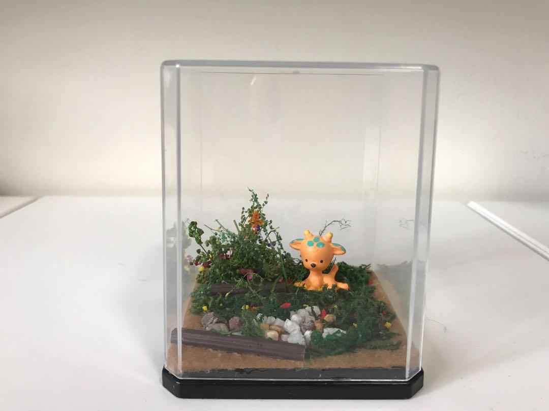 Terrarium Fake Gardening Plants On Carousell
