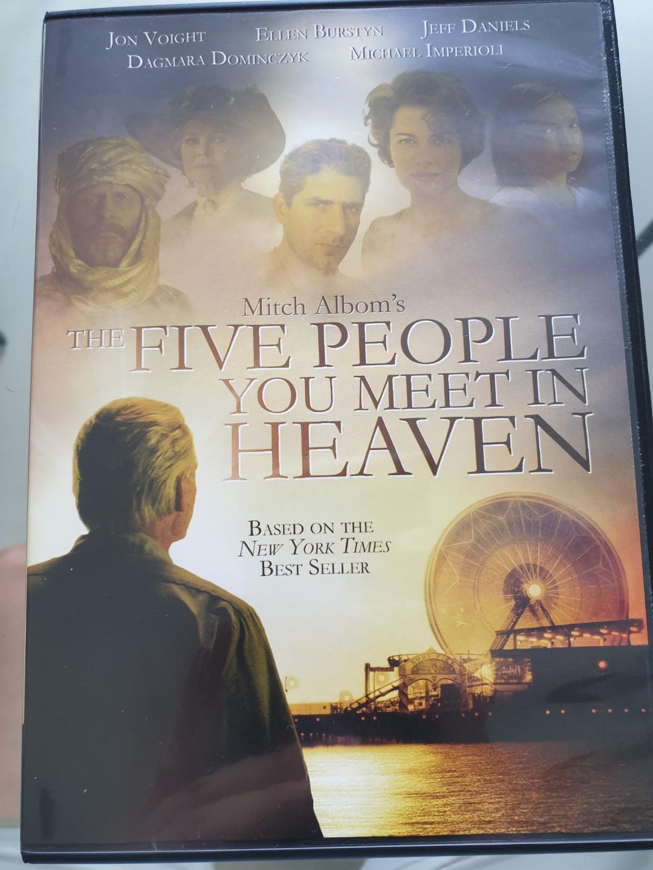 The Five People You Meet in Heaven [DVD Region 1]