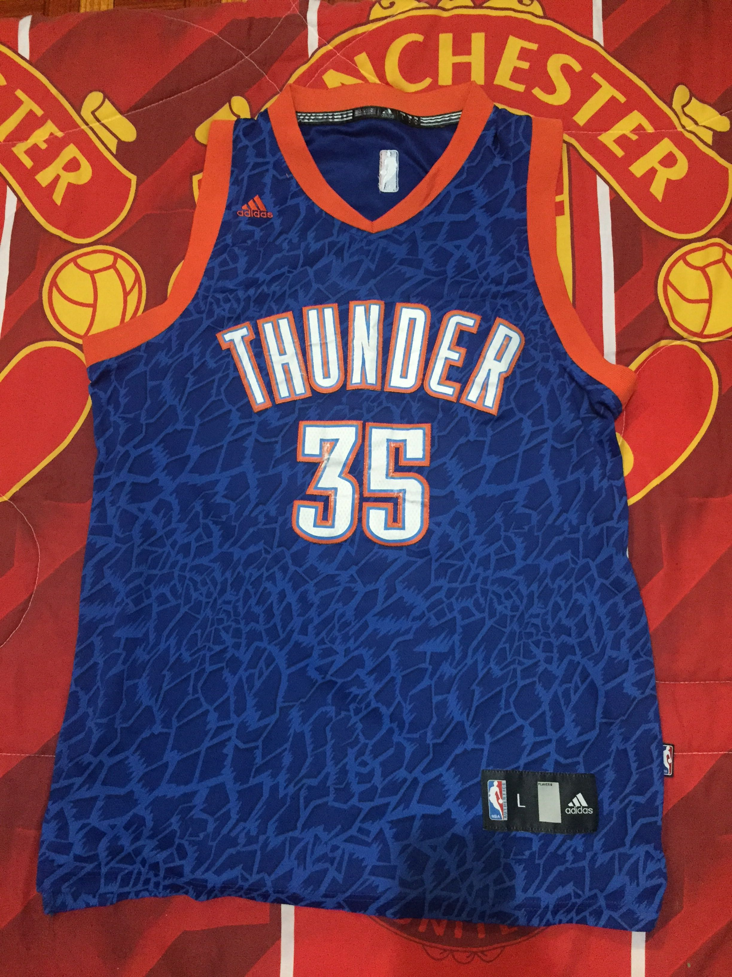329ddd724 thunder basketball jersey