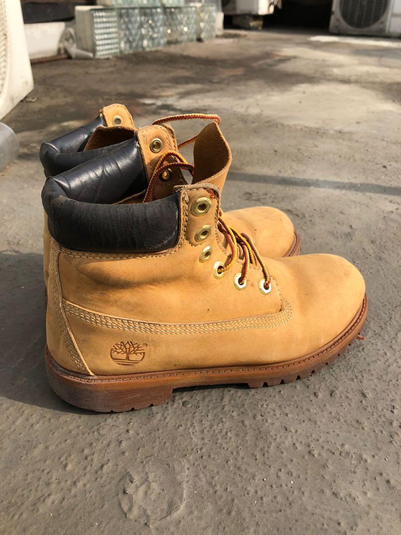 ennakkotilaus syksyn kengät myymälä Timberland Ori US 5 JP 23 size 36-37 waterproof snowproof ...