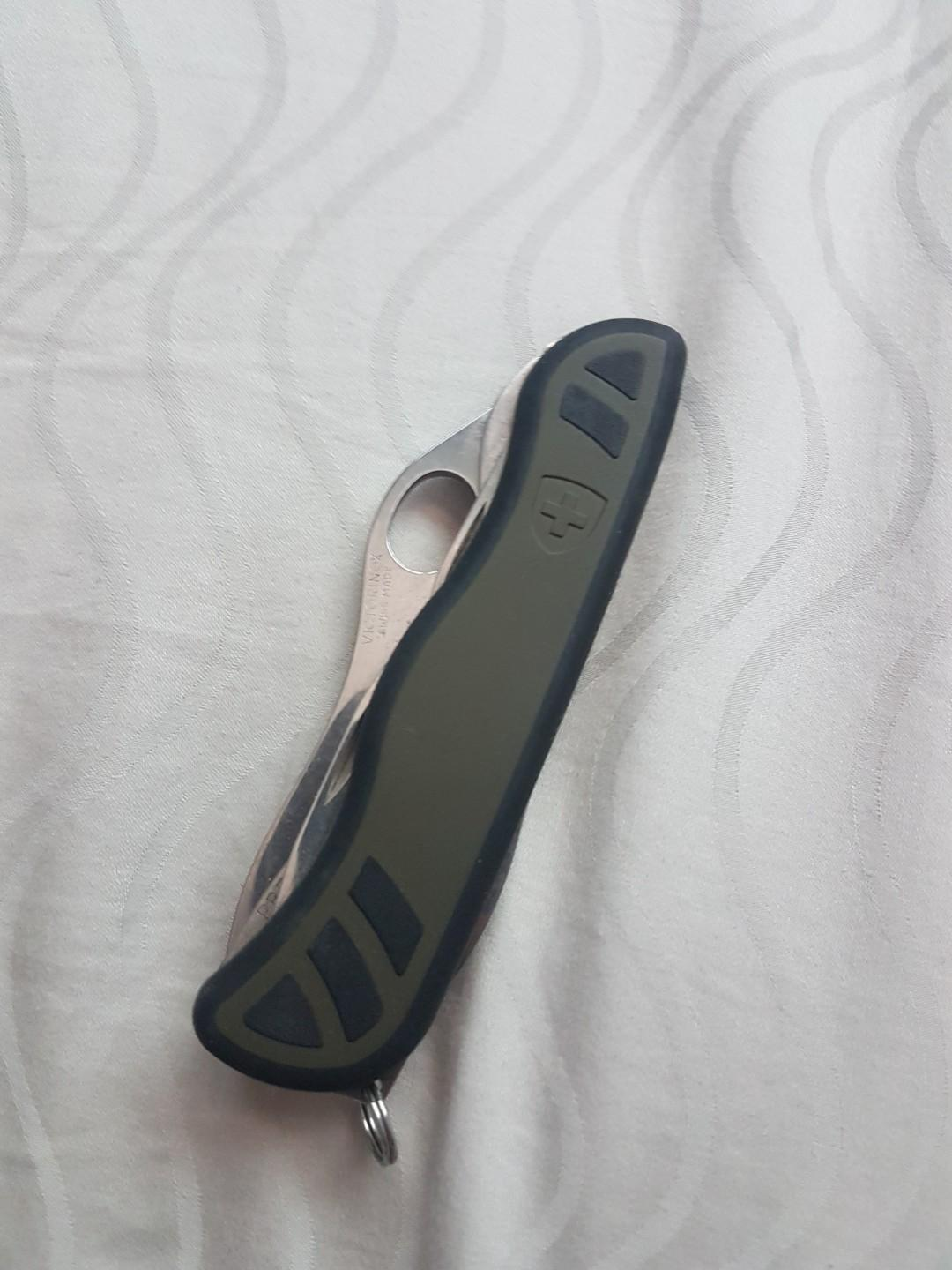 Victorinox German army trekker