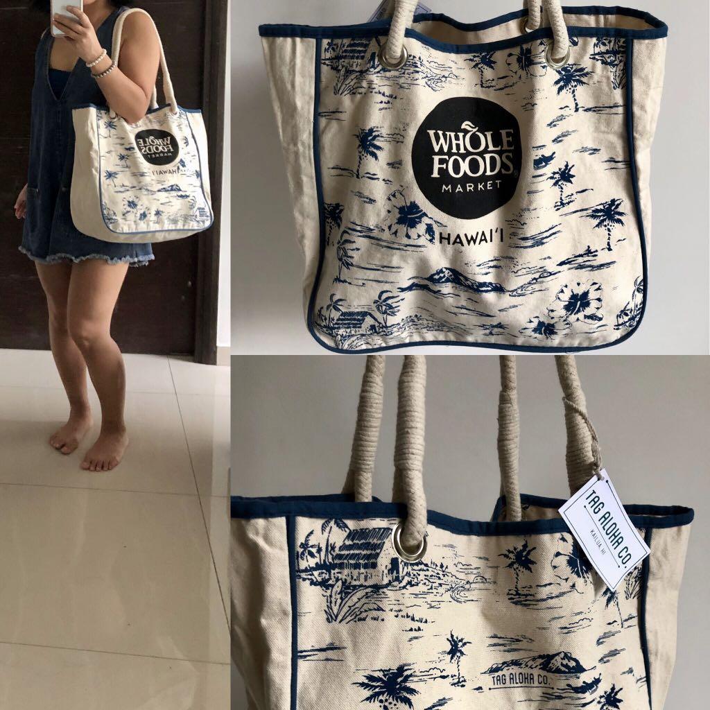 Whole Foods Market Eco Bag Women S Fashion Bags Wallets