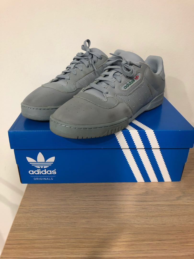 Yeezy Calabasas Powerphase Grey