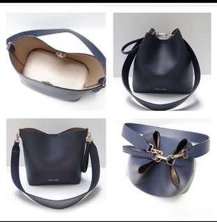 Stella Rossa Abigail Bucket Bag