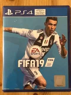 PS4 FIFA 2019 (NEW)