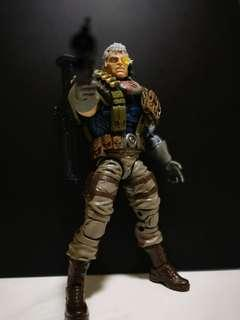 Marvel Legends Cable Deadpool wave
