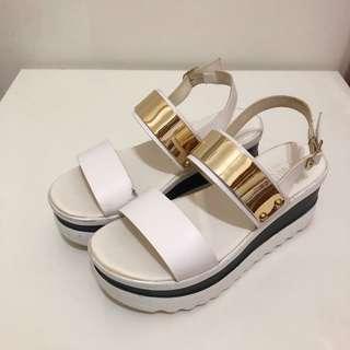 🚚 厚底涼鞋