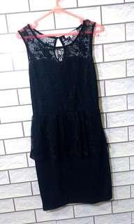 Mini Dress Chic Simple