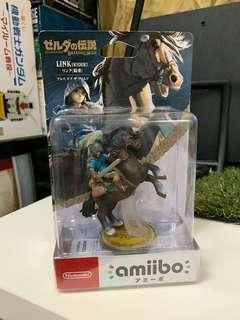 Amiibo Zelda Rider * Rare Nintendo Switch