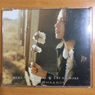 ❗️絕版❗️中島美嘉 Mika Nakashima // cry no more