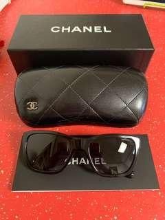 Authentic used CHANEL sunglasses