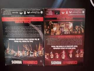 Criminal Minds Season 1&2