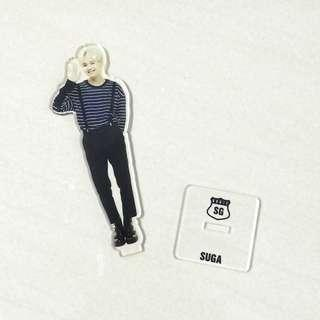 [WTS] BTS Suga 2nd Muster Official Acrylic Stand