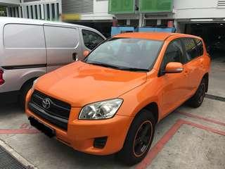 Car Rental Suvs @ $70/day. Whatsapp:92345563 now!