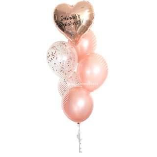 Valentine's Day Personalised Helium Balloons