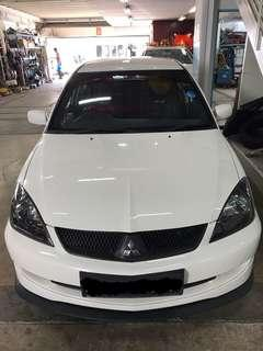 Car Rental, Lancer GLX 1.5L Daily, Weekends, Weekly & Monthly. Used