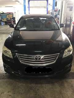 Car Rental, Toyota Camry 2.0L Daily, Weekends, Weekly & Monthly.