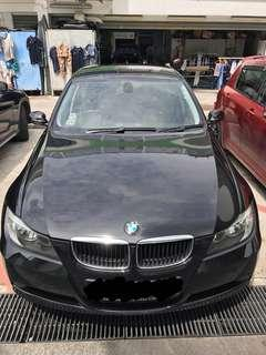 Car Rental, BMW 320i Daily, Weekends, Weekly & Monthly.