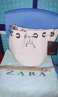 Tas zara mini bucket original