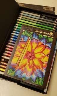 Chameleon Art Colour Pencil
