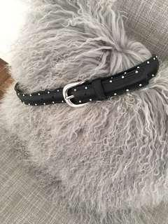 Hugo Boss ladies leather belt