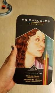 Prismacolour pencils