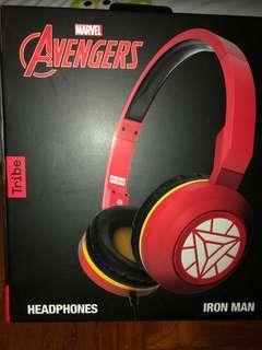 BN Marvel Avengers headphones - Iron Man