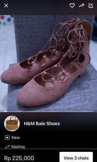 H&M shoees