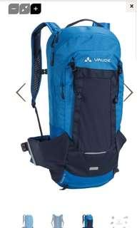 全新 Vaude Bracket 10 L backpack 行山背包 背囊