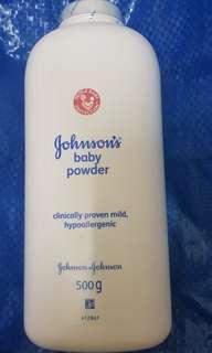 Johnson's Johnsons Baby Powder 500g