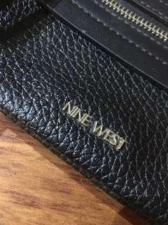 Nine West leather wallet